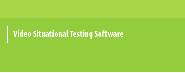 Video Situational Testing Software